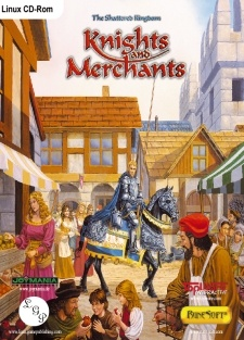 [Linux Game,Strategy] Knights & Merchants / Война и Мир [RUS]
